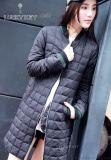 名品折扣女裝17年新款輕薄羽絨服批發銷售