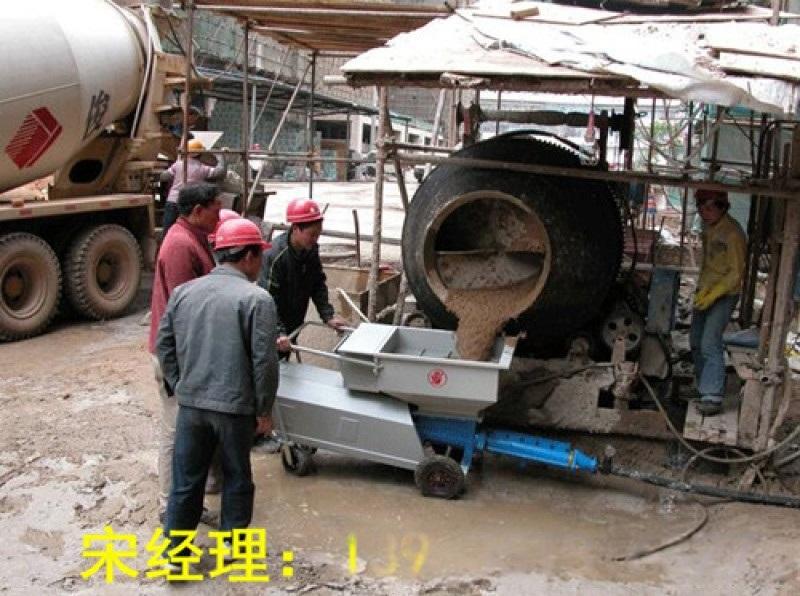 细石泵西安砂浆注浆泵砂浆注浆机