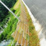 景区绳索护栏,镀锌绳索护栏