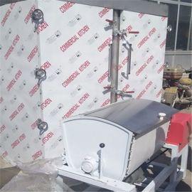 乐旺厂家  不锈钢双门24盘馒头蒸箱 蒸饭柜  电蒸柜 电蒸箱 全发泡工艺