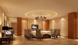 郑州酒店装修设计中要在风格和空间的把握上做十足的准备