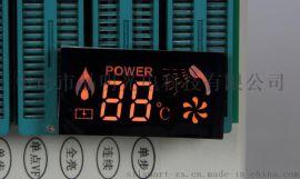 LED 彩屏 模组尺寸,屏幕尺寸可订制 家电风扇显示板 厂家直销