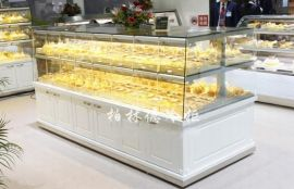 深圳面包展示柜MBG大而便宜丨中岛面包展示柜