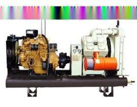云南志高柴油移动式螺杆空气压缩机