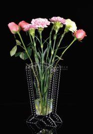 透明花瓶 鱼缸 水晶瓶