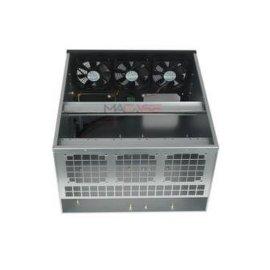 邁肯思6W比特幣挖礦機箱支持6顯卡雙電源|佛山挖礦機箱制造