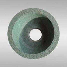 白鸽绿碳化硅碗形砂轮 150*50*32