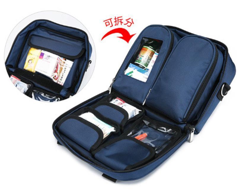 上海定制多功能收纳包工具包家用医疗包箱包礼品定制
