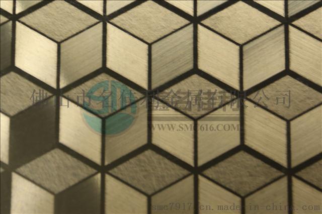 304不鏽鋼彩色蝕刻板
