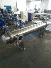 上海艾保实业有限公司 专业生产列管换热器 换热机组