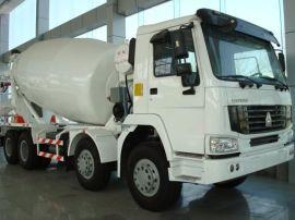 混凝土搅拌运输车 (HDT系列)