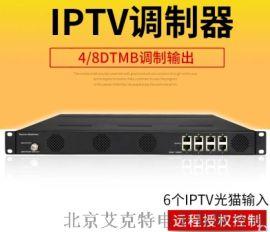 杰和兴IPTV接收**JHX220 支持远程管理
