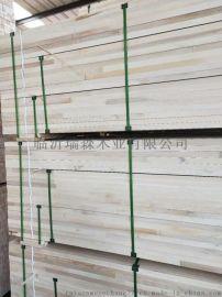 顺向LVL包装箱板免熏蒸杨木条厂家胶合板多层板出口用厂家定做