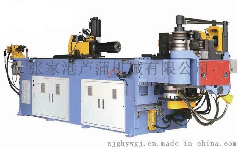 自动控制弯管机,DM-114NC自动控制弯管机