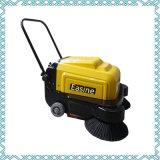 生产手推式扫地机 地面垃圾清除机 环保灰尘清扫机