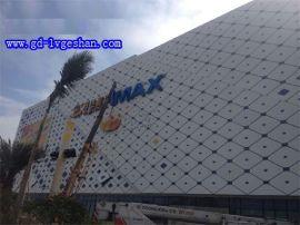 阿克苏铝单板 冲孔铝单板吊顶 氟碳穿孔铝单板幕墙 穿孔铝板报价