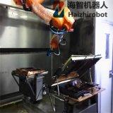 玩具喷涂机器人 塑胶五金木制品喷涂机器人