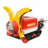 履帶風送遙控柴油果園噴霧機 3WF-350