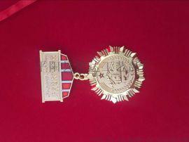 客户定制荣誉奖章 奖牌 纪念币 勋章金属工艺礼品