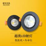 睿創光電(RC-TH0201)炭黑LED天花燈