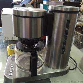 工厂直销厨房小家电 9947家用不锈钢滴漏式咖啡机