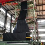 厂家销售藕池黑色HDPE防渗膜定制鱼塘养殖