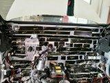 三菱欧蓝德改装全车隔音,东莞专业汽车音响改装隔音