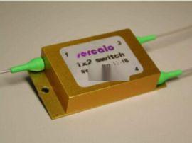 上海供应 Sercalo 1×2/2×2 单模 MEMS光开关----SW1x2-9N