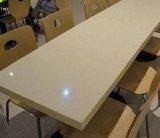 无机石英石餐桌台面易清洁免维护