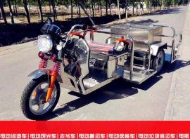 西安三轮电动环卫车 电动保洁车 垃圾清运电瓶车