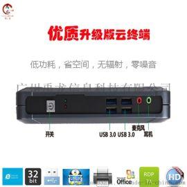 雲終端服務器配置 免費雲桌面系統 雲計算終端機