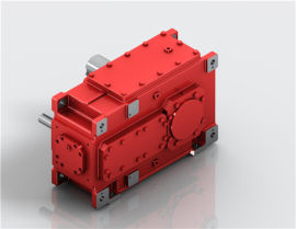H/B工业齿轮箱,H平行轴齿轮箱,B直角轴齿轮箱