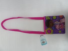 外貿原單兒童單肩斜挎包,兒童卡通可愛包包