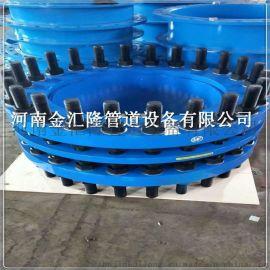 双法兰松套传力接头 厂家钢制传力接头促销
