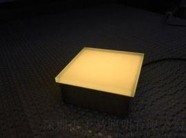 广场埋地灯LED广场发光砖广场地灯厂家