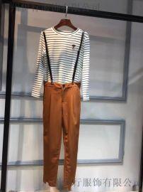 红雨鸶品牌折扣女装19年韩版春装外套淘宝直播货源网