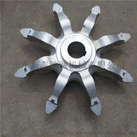 德诚专业生产管链输送机链轮