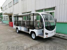 客车造型景区电动观光车,旅游观光电瓶车制造商