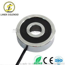 厂家直销电磁铁H8050直流24V起重强力电磁铁