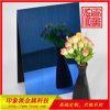 印象派金属供应不锈钢镜面拉丝宝石蓝装饰板