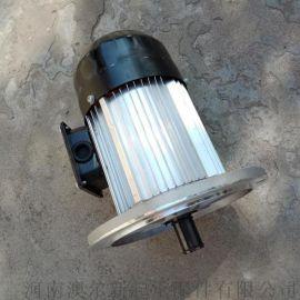 铝壳/铁壳软启动电机  YSE型电磁制动电动机