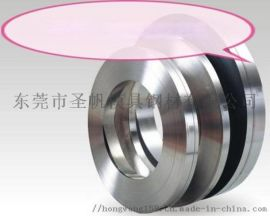 不锈钢带SUS301高弹力高硬度,韧性好