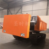 3吨全地形丘陵山地运输车 自卸小型履带式运输车