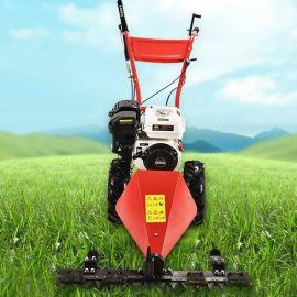 阿莱达燃油手推式割草机
