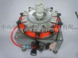 LED球泡灯节能灯E27-10针自动锁灯头机