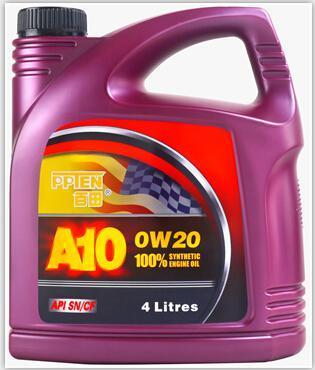 【PPTEN百田润滑油】SN/CF汽油机油 车用润滑油正品实惠A10 100%全合成特级发动机油