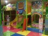 河南親子樂園設備,鄭州兒童樂園淘氣堡生產廠家