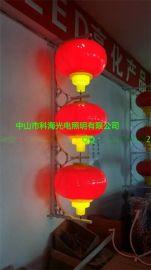 LED红灯笼批发,中山LED红灯笼批发商,哪里有灯笼 ,路灯杆装饰灯笼
