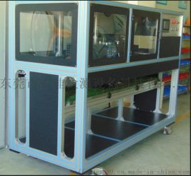 人造草坪耐磨损试验机、足球场人造草坪耐磨试验机