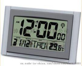 LCD数字显示电子钟